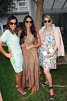 Nina Takesh, Natalie Martin, Ariana Lambert Smeraldo==<br /> LAXART 5th Annual Garden Party Presented by Tory Burch==<br /> Private Residence, Beverly Hills, CA==<br /> August 3, 2014==<br /> ©LAXART==<br /> Photo: DAVID CROTTY/Laxart.com==