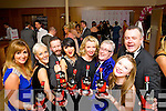 AWARD WINNERS: Clodagh Irwin Owens, Killorglin, Jill Hannon, Hannons Castleisland, Sean Taffe, Marta Plechowska, Sean Taffe Hair studio Killarney Orla Diffily, Upfront Model Management, Daniel Leane, Tralee John Foley, Nicks Restaurant Killorglin  and Zoe O'Connor, Ballyfinane enjoying the Hi Style awards, held in the Silver Springs hotel, Cork on Saturday evening.