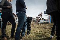 Nicolas Cleppe (BEL/U23/Telenet-Fidea)<br /> <br /> 25th Koppenbergcross 2016