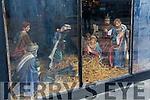 Nativity scene vandalised in The Square on Saturday night