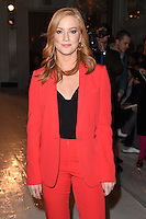 Sarah Jane Mee<br /> at the Jasper Conran AW17 show as part of London Fashion Week AW17 at Claridges, London.<br /> <br /> <br /> &copy;Ash Knotek  D3230  17/02/2017