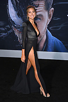 "LOS ANGELES, CA. October 01, 2018: Kara Del Toro at the world premiere for ""Venom"" at the Regency Village Theatre.<br /> Picture: Paul Smith/Featureflash"