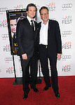 Colin Firth and Geoffrey Rush attends the AFI Fest 2010 Screening of The King's Speech held at The Grauman's Chinese Theatre in Hollywood, California on November 05,2010                                                                               © 2010 Hollywood Press Agency