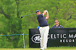 Shane Lowry drives off on the 16th tee during the 3rd Day of The Celtic Manor Wales Open, 5th June 2010 (Photo by Eoin Clarke/GOLFFILE).