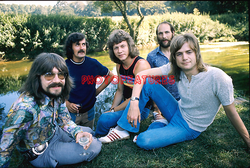 Moody Blues early 70's