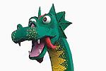 Shopping, Dinosaur Lego, Disney Downtown Marketplace, Orlando, Florida
