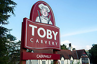 2020 01 10 Toby Carvery in Caerphilly, Wales, UK.