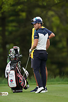 Danny Willett (ENG) on the 14th tee during the final round at the PGA Championship 2019, Beth Page Black, New York, USA. 20/05/2019.<br /> Picture Fran Caffrey / Golffile.ie<br /> <br /> All photo usage must carry mandatory copyright credit (© Golffile | Fran Caffrey)