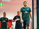 Stefanos Kapino (SV Werder Bremen #27),<br /> <br /> GER, FC Heidenheim vs. Werder Bremen, Fussball, Bundesliga Religation, 2019/2020, 06.07.2020,<br /> <br /> DFB/DFL regulations prohibit any use of photographs as image sequences and/or quasi-video., <br /> <br /> <br /> Foto: EIBNER/Sascha Walther/Pool/gumzmedia/nordphoto