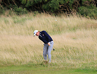 Ronan Mullarney (Galway) on the 14th during the Connacht Final of the AIG Barton Shield at Galway Bay Golf Club, Galway, Co Galway. 11/08/2017<br /> <br /> Picture: Golffile | Thos Caffrey<br /> <br /> <br /> All photo usage must carry mandatory copyright credit     (&copy; Golffile | Thos Caffrey)
