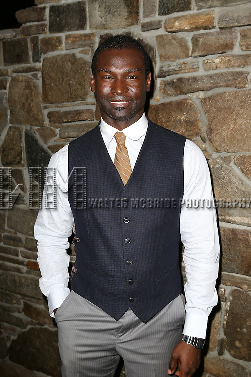 Isaiah Johnson attending the Opening After Party for the Playwrights Horizons World Premiere production of the new musical 'FAR FROM HEAVEN' at Tir Na Nog Irish Pub & Grill  in New York City on June 02, 2013.