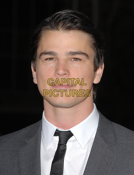 "JOSH HARTNETT.The Universal Pictures' L.A. Premiere of ""The Black Dahlia"" held at The Academy of Motion Pictures in Beverly Hills, California, USA. .September 6th, 2006 .Ref: DVS.headshot portrait.www.capitalpictures.com.sales@capitalpictures.com.©Debbie VanStory/Capital Pictures"