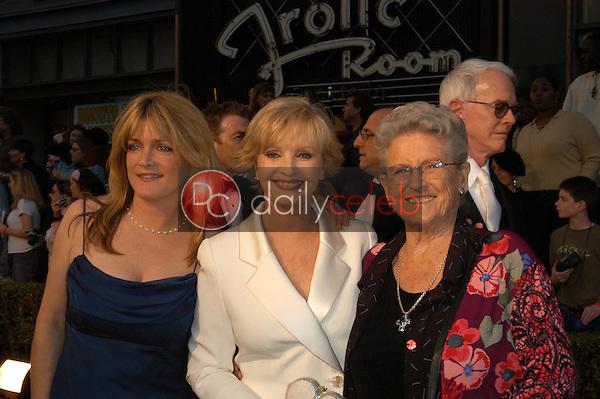 Susan Olsen, Florence Henderson and Ann B. Davis
