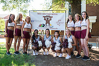 MSU on the Move 2016.<br />  (photo by Sarah Dutton / &copy; Mississippi State University)