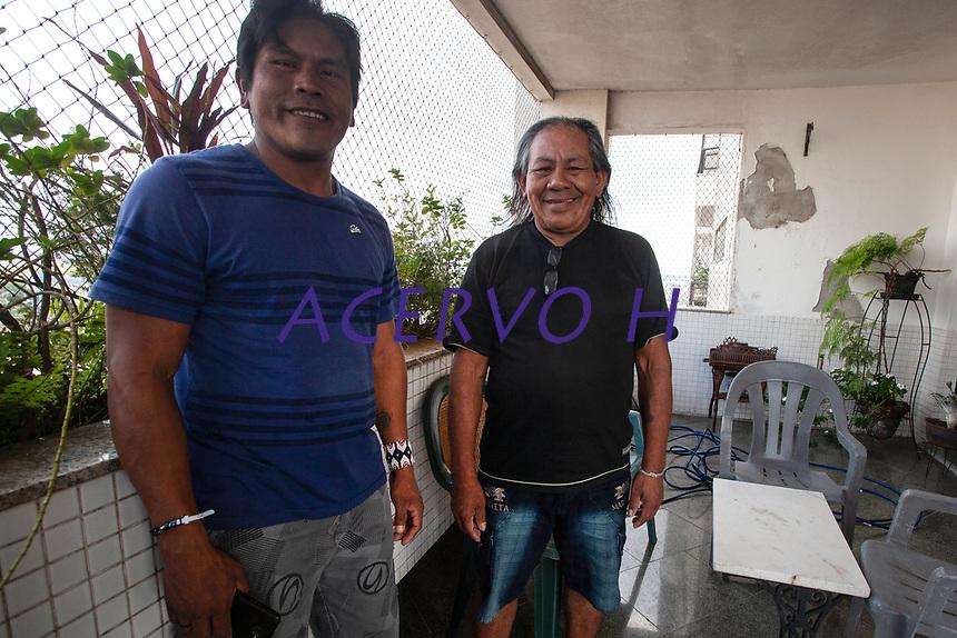 Bpnu e Mokuká Kayapó