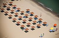 Il mare e le spiagge di Catania e Siracusa dall'elicottero della Guardia Costiera. <br /> Nella foto una spiaggia di Catania.<br /> Foto Fabrizio Villa