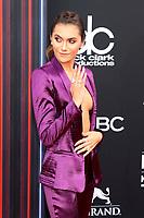 LAS VEGAS - MAY 20:  Alyson Stoner at the 2018 Billboard Music Awards at MGM Grand Garden Arena on May 20, 2018 in Las Vegas, NV