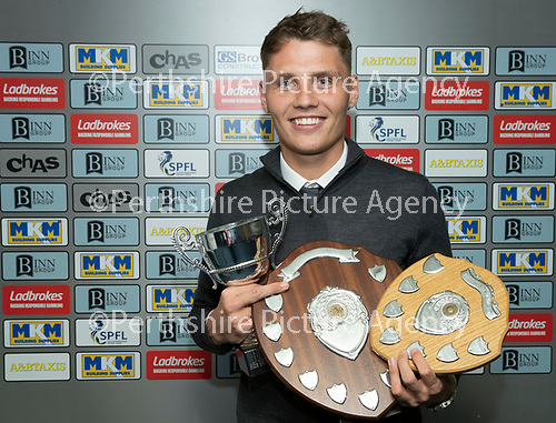St Johnstone Player of the Year Awards 2019