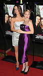 """HOLLYWOOD, CA. - November 03: Kate Beckinsale and Drew Barrymore arrive at the AFI FEST 2009 Screening Of Miramax's """"Everbody's Fine"""" on November 3, 2009 in Hollywood, California."""