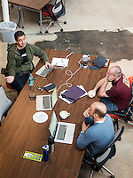 Galvanize in Denver, Colorado, Monday, March 4, 2013.