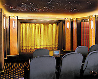 Fiber Optic Star Ceiling