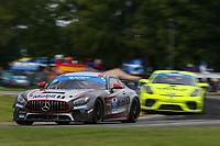 #33 Winward Matt PlumbRacing / HTP Motorsport Mercedes-AMG, GS: Russell Ward, Indy Dontje