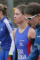 16 JUN 2007 - EDINBURGH, UK - Sophie Coleman - EUROPEAN DUATHLON CHAMPIONSHIPS. (PHOTO (C) NIGEL FARROW)