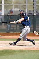 Shane Justis - Milwaukee Brewers - 2009 spring training.Photo by:  Bill Mitchell/Four Seam Images