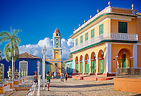 Playa Mayor in Trinidad, Cuba