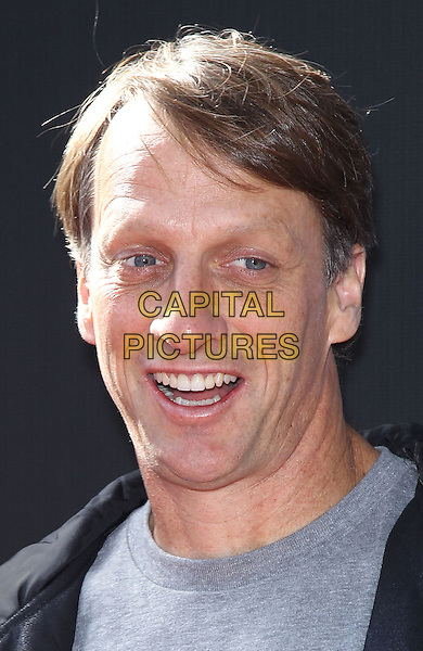Tony Hawk.Tony Hawk's 3rd Annual Stand Up For Skateparks fundraiser at Red Rock Station Hotel and Casino, Las Vegas, Nevada, USA.  .November 5th, 2011.headshot portrait black grey gray .CAP/ADM/MJT.© MJT/AdMedia/Capital Pictures.