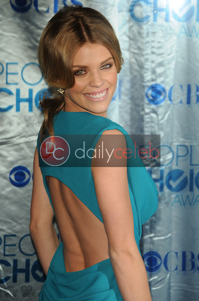 AnnaLynne McCord<br /> at the 2011 People's Choice Awards - Arrivals, Nokia Theatre, Los Angeles, CA. 01-05-11<br /> David Edwards/DailyCeleb.com 818-249-4998