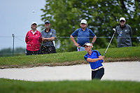 Ryann O'Toole (USA) hits from the trap on 2 during the round 2 of the KPMG Women's PGA Championship, Hazeltine National, Chaska, Minnesota, USA. 6/21/2019.<br /> Picture: Golffile | Ken Murray<br /> <br /> <br /> All photo usage must carry mandatory copyright credit (© Golffile | Ken Murray)