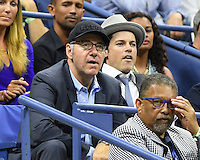 FLUSHING NY- AUGUST 30: Kevin Spacey seen Serena Williams Vs Ekaterina Kakarova on Arthur Ashe Stadium at the USTA Billie Jean King National Tennis Center on August 30, 2016 in Flushing Queens. Credit: mpi04/MediaPunch