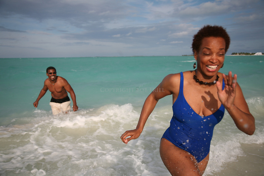 Scenes from the Bahamas Out Islands
