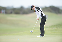 Soborn Luna during the 3rd round of the VIC Open, 13th Beech, Barwon Heads, Victoria, Australia. 09/02/2019.<br /> Picture Anthony Powter / Golffile.ie<br /> <br /> All photo usage must carry mandatory copyright credit (&copy; Golffile | Anthony Powter)