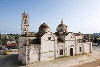 Nordzypern, Kirche Ayos Sinesis in Dipkarpaz (Rizokarpaso) Karpaz-Halbinsel (Karpasia)
