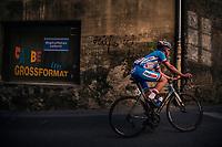 Karel Tyrpekl (CZE) in &quot;Farbe im Grossformat&quot;<br /> <br /> MEN UNDER 23 ROAD RACE<br /> Kufstein to Innsbruck: 180 km<br /> <br /> UCI 2018 Road World Championships<br /> Innsbruck - Tirol / Austria