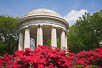 Washington, DC<br /> District of Columbia War Memorial constructed in 1931 for DC veterans of WWI on the Capital Mall