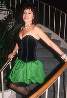 Chita Rivera 1986<br /> Photo By John Barrett/PHOTOlink.net / MediaPunch