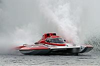 "Mario Blain/Robin Demers, GP-757 ""Canada Boy"" (Grand Prix Hydroplane(s)"