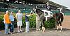 Bellissima Luna winning at Delaware Park on 5/23/12