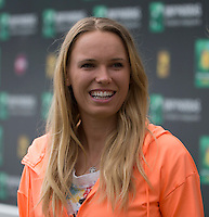 CAROLINE WOZNIACKI (DEN)<br /> <br /> Tennis - BNP PARIBAS OPEN 2015 - ATP 1000 - WTA Premier -  Indian Wells Tennis Garden - Indian Wells - California - United States of America  - 9 March 2015. <br /> &copy; AMN IMAGES