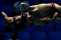 Francois Imbeau-Dulac, Jennyfer Abel CAN Canada Silver MEdal, <br /> Gwangju South Korea 20/07/2019<br /> Mixed 3m Synchro Springboard Final <br /> 18th FINA World Aquatics Championships<br /> Nambu University Aquatics Center  <br /> Photo © Andrea Staccioli / Deepbluemedia / Insidefoto