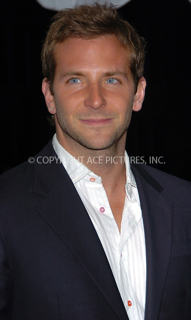 "WWW.ACEPIXS.COM . . . . . ....NEW YORK, MARCH 8, 2006....Bradley Cooper at the ""Failure to Launch"" New York Premiere.....Please byline: AJ Sokalner - ACEPIXS.COM.... *** ***..Ace Pictures, Inc:  ..Philip Vaughan (212) 243-8787 or (646) 769 0430..e-mail: info@acepixs.com..web: http://www.acepixs.com"