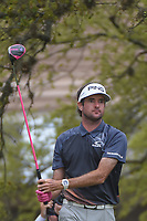 Bubba Watson (USA) watches his tee shot on 1 during day 5 of the World Golf Championships, Dell Match Play, Austin Country Club, Austin, Texas. 3/25/2018.<br /> Picture: Golffile | Ken Murray<br /> <br /> <br /> All photo usage must carry mandatory copyright credit (&copy; Golffile | Ken Murray)