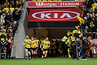 Super Rugby - Hurricanes v Highlanders at Westpac Stadium, Wellington, New Zealand on Friday 8 March 2019. <br /> Photo by Masanori Udagawa. <br /> www.photowellington.photoshelter.com