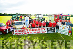 Launch of Abbeydorney Vintage rally on 6th and 7th of August