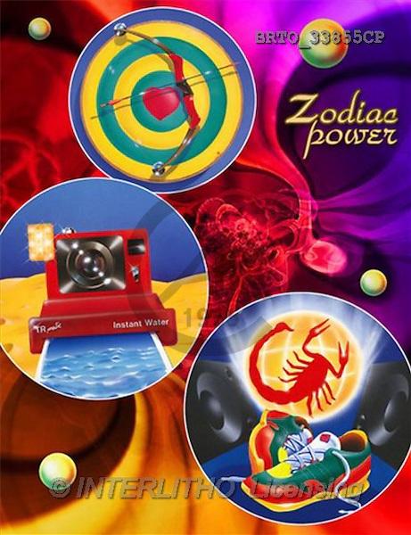 Alfredo, MODERN, zodiacs, paintings(BRTO33855CP,#N#) Sternzeichen, zodíaco, illustrations, pinturas