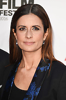 "Livia Firth<br /> at the London Film Festival 2016 premiere of ""Nocturnal Animals"" at the Odeon Leicester Square, London.<br /> <br /> <br /> ©Ash Knotek  D3179  14/10/2016"