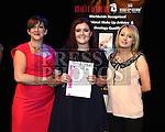 Linda Ennis Beauty Academy graduations at Droichead Arts Centre Drogheda 2015. Photo:Colin Bell/pressphotos.ie